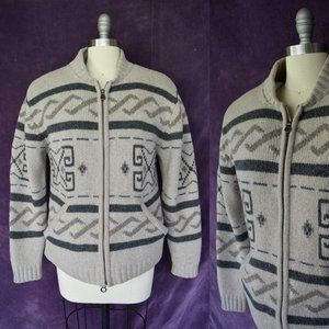 PENDLETON  Westerley Big Labowski wool cardigan